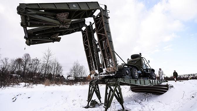 Перспективные средства инженерной разведки представят ВС РФ на «Армии-2019»