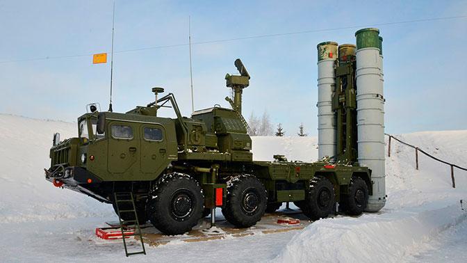Ракетные комплексы С-300 отразили массированный налет авиации на учениях под Иркутском