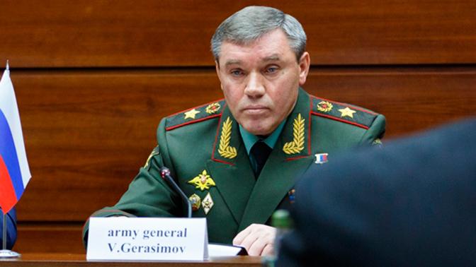Начальник Генштаба ВС РФ рассказал о процессе испытаний новейших средств вооружения