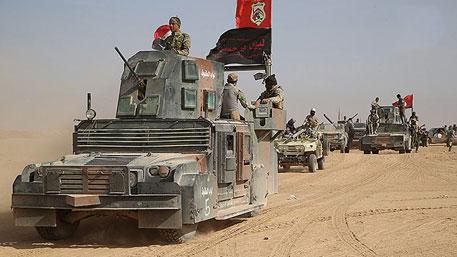 Ми-35 штурмует ИГИЛ: как Ирак уничтожает террористов под Мосулом
