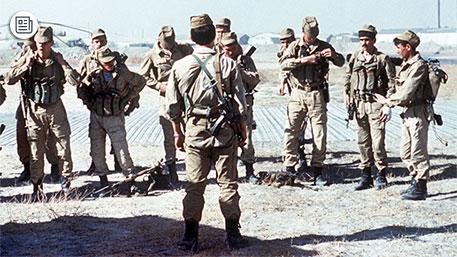 Пять разведчиков - уже много: подробности операции «Стингер» в Афганистане