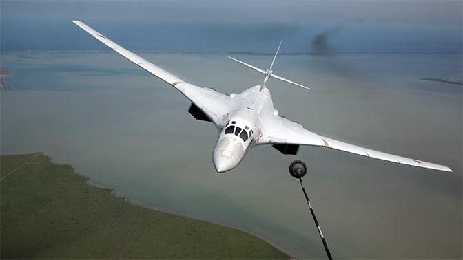 «Контрольный выстрел» на случай ядерной войны: Ту-160 получил «новую жизнь»