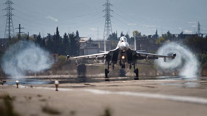 Экзамен боем: каким был для российской армии уходящий 2017-й
