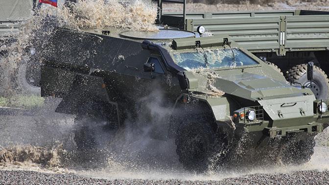 Машина ракетного спецназа: почему бронеавтомобилю «Выстрел» не страшен любой враг