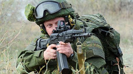 Экипировка «Ратник» сделает российского бойца самым эффективным солдатом на планете