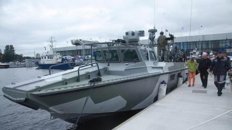 Не только автомат: «Калашников» создает десантные катера для российской армии