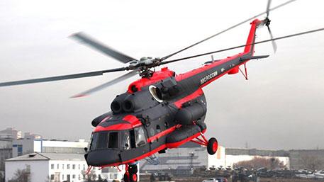 Утепленный «Терминатор»: на что способен «полярный» Ми-8АМТШ