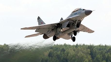 Новейший МиГ-35: истребитель, способный вести до десяти целей одновременно