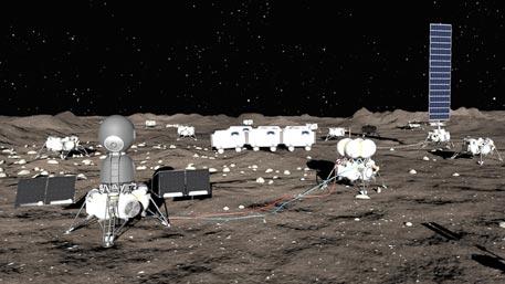 Битва за Луну: Россия может построить базу на Южном полюсе спутника за 12 млрд долларов