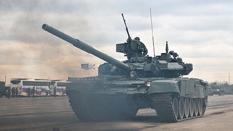 Неуязвимый уничтожитель: скрытые возможности Т-90