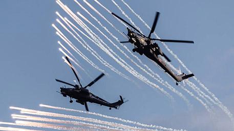 Прикрытие «Ночного охотника»: как спасти вертолет от прямого попадания ракеты