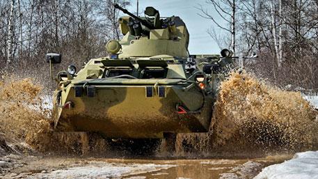 Бесшумный танк на колесах: российская армия получит уникальный БТР на электродвигателях