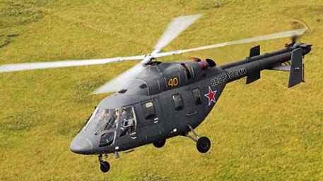 Российский двигатель для вертолета «Ансат» будет испытан в 2018 году