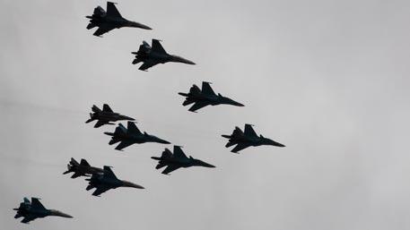 Истребители 6-го поколения будут действовать в «стае»