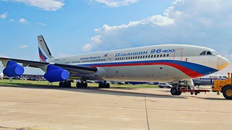 «Самолет Судного дня» передан в Министерство обороны РФ