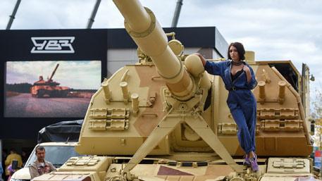 Топ-10 разрушительных новинок российского вооружения: итоги форума «Армия-2016»