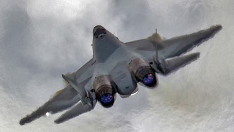 Истребитель Су-57 начал полёты соружием обновленного поколения наборту