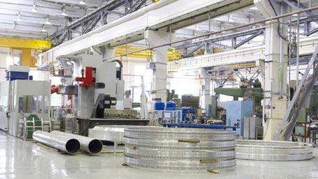 Завод-производитель ракет «Сармат» получил новое оборудование