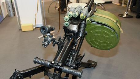 Гендиректор «Техмаша» рассказал о технических характеристиках нового гранатомета