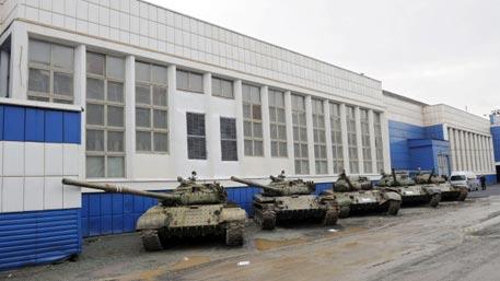 В России может появиться единое предприятие по производству бронетехники