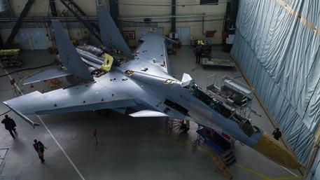 Более сотни самолетов построено для ВКС РФ в уходящем году