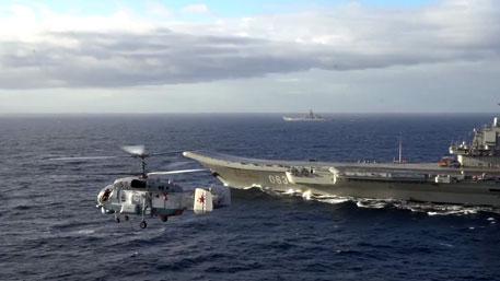 Ударная группа: итоги средиземноморского круиза авианосца «Адмирал Кузнецов»