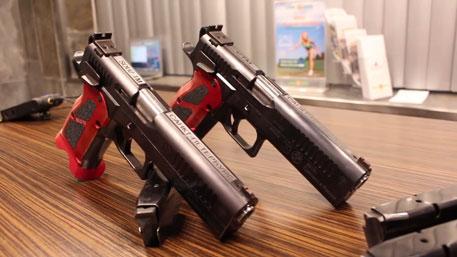 Пистолет экстра-класса для практической стрельбы создан в РФ