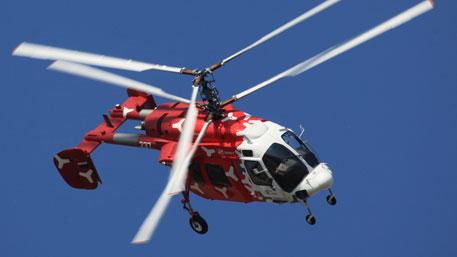 Новый легкий вертолет с соосной схемой винтов будет создан в РФ