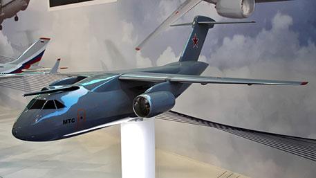 Россия и Индия остановили работу над проектом Ил-214