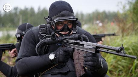 Без шума и пламени: необычное оружие российского спецназа