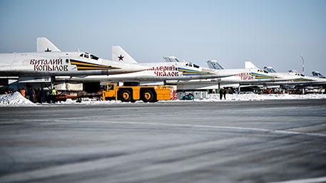 Военные получат до 50 бомбардировщиков Ту-160М2 - глава ОАК