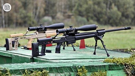 Прецизионная «Точность»: какой будет российская винтовка снайперской элиты