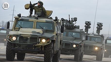 Оскал «Тигра»: какое вооружение поставят на новую боевую платформу