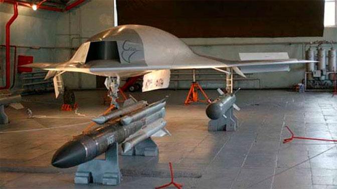 Завершение испытаний ударного беспилотника РФ намечено на 2018 год