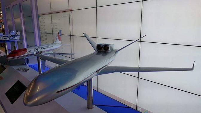 Завод им. Мясищева показал, как будут выглядеть самолеты будущего