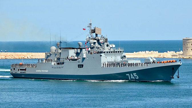 В ОСК рассказали, сколько еще построят фрегатов типа «Адмирал Григорович» для ВМФ РФ