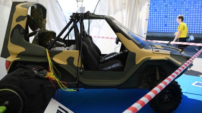 В России будут выпускать уникальный внедорожник, способный плавать и летать