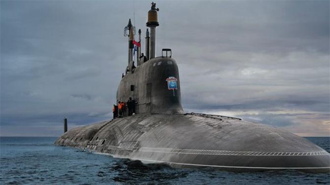 Испытания атомной подлодки «Казань» начнутся в 2017 году