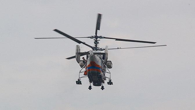 Россия впервые поставит вертолеты Ка-32 в Таиланд и Турцию