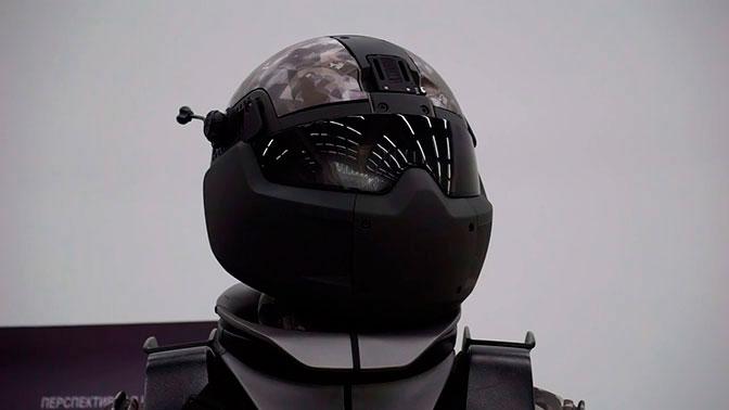 Стало известно, какие функции будет выполнять бронешлем экипировки «Ратник-3»