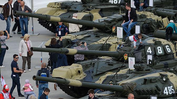Гособоронзаказ в 2017 году будет выполнен минимум на 97% - Минобороны РФ