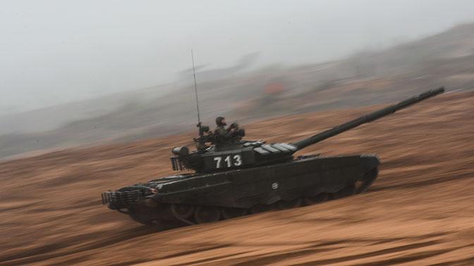 Российские танкисты «воевали» в новейшей экипировке «Ратник-ЗК» на учениях «Запад-2017»