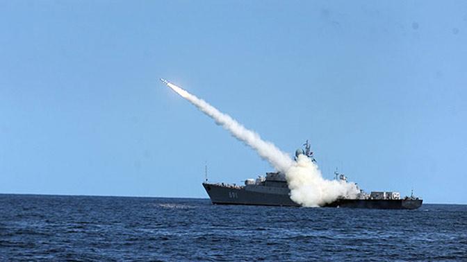 Минобороны построит новую базу для Каспийской флотилии