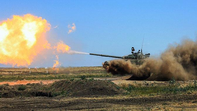 «Стальной кулак» России: почему Т-72Б3 лучший в мире