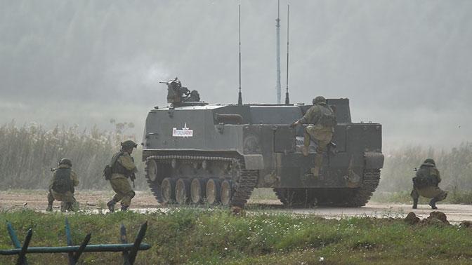 «Ракушка» для РХБЗ: главное о новой спецмашине российской армии