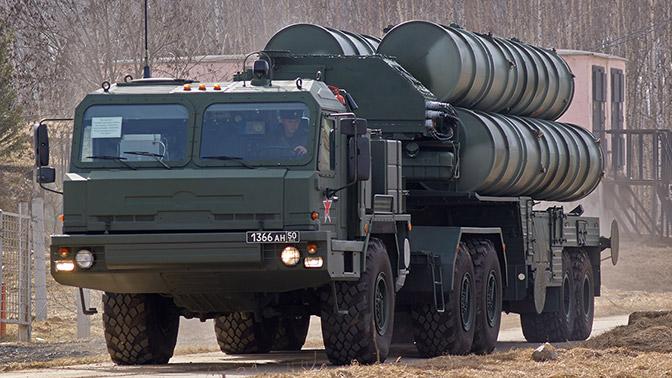 72. «Алмаз-Антей» передал Минобороны РФ полковой комплект С-400 «Триумф»