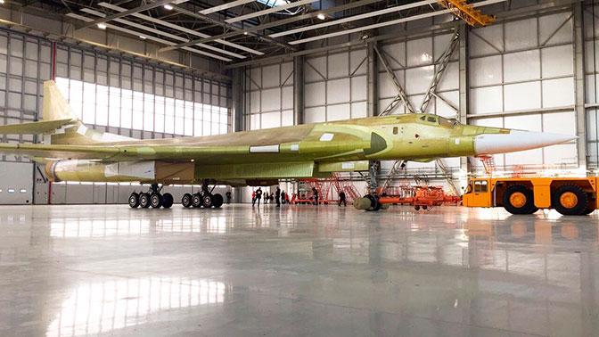 «Супер-лебедь»: каким станет новый бомбардировщик Ту-160М2
