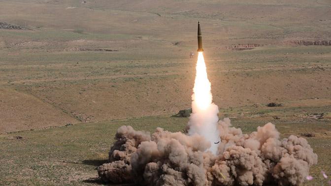 Западный военный округ усилен новейшим комплексом «Искандер-М»