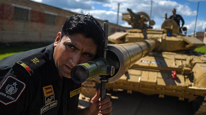 Производство выстрелов для Т-90С «Бхишма» локализовано в Индии