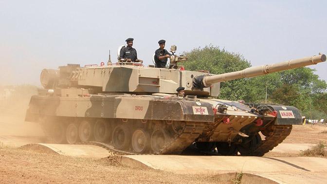 Российско-индийский завод по производству танковых снарядов заработает в 2018 году